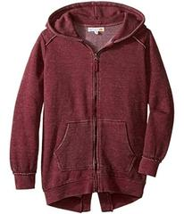C&C California Kids Burnout Fleece Tunic Length Th