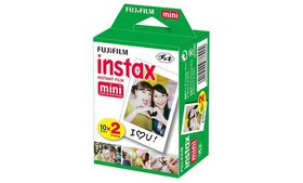 Fujifilm Instax Mini Film Pack (20-, 60-, or 100-C