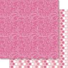 """Bella! Fusion Double-Sided Cardstock 12""""X12&#3"""