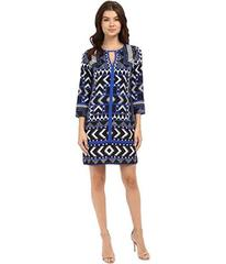 Vince Camuto Printed CDC T-Body with 3/4 Length Sl