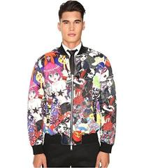DSQUARED2 All Over Printed Manga Puff Bomber