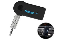 Car Bluetooth Wireless Audio Music Receiver Adapte