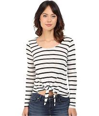 Splendid Huntington Stripe Rib Long Sleeve