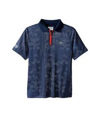 Lacoste Sport Short Sleeve Ultra Dry Polo with Zip