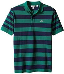 Lacoste Short Sleeve Bold Striped Polo (Infant/Tod