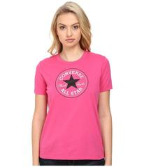 Converse Core Solid Short Sleeve Core Patch Crew T