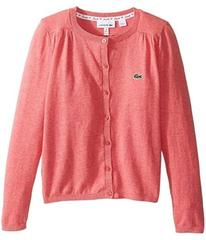 Lacoste Cotton Wool Cardigan (Infant/Toddler/Littl