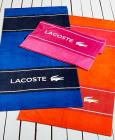 CLOSEOUT! Lacoste Blocks Beach Towel