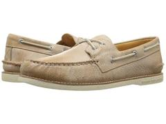 Sperry Top-Sider Gold A/O 2-Eye Cross Lace