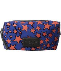 Marc Jacobs Flocked Stars Printed Biker Large Land