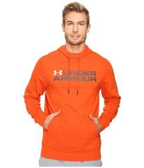 Under Armour Triblend Wordmark Hoodie