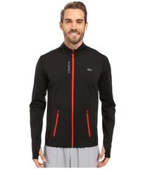 Lacoste Performance Full Zip Stretch Jersey