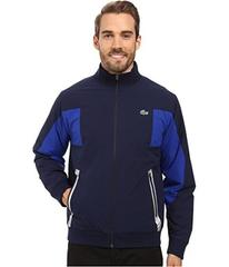 Lacoste Golf Taffeta Color Block Jacket