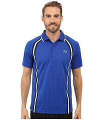 Lacoste SPORT Ultra Dry Piqué Tennis Polo w/