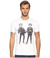 DSQUARED2 Chic Dan Fit Punk Manga Gang T-Shirt