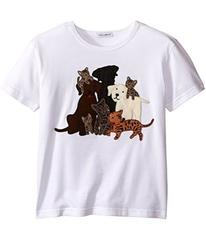 Dolce & Gabbana Patch Canine Family T-Shirt (Toddl