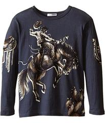 Dolce & Gabbana City Rodeo Cavallo T-Shirt (Toddle