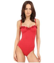 Kate Spade New York Spring 17 Underwire Maillot