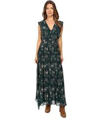 See by Chloe Georgette Floral Maxi Dress