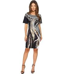Just Cavalli Leo Hurricane Bodycon Jersey Dress