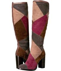 Frye Claude Patchwork Tall