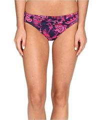 Tommy Bahama Jacobean Floral Twist-Front Hipster B