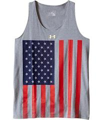 Under Armour USA Pride Tank Top (Big Kids)
