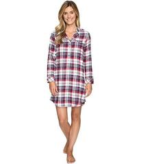Jockey Flannel Plaid Sleepshirt