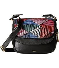 Fossil Peyton Small Double Flap Crossbody