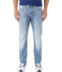 G-Star 3301 Straight Fit Jeans in Aiden Stretch De