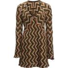Free People Rhiannon Chevron Sweater Dress - Women