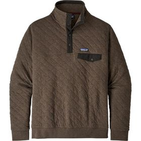 Patagonia Cotton Quilt Snap-T Fleece Pullover - Me