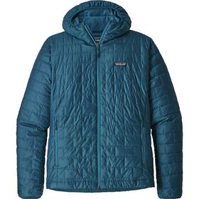 Patagonia Nano Puff Hooded Insulated Jacket - Men'