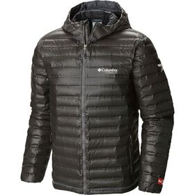 Columbia Titanium Outdry Ex Gold Down Hooded Jacke