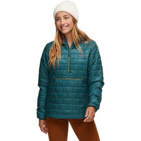 Patagonia Nano Puff Bivy Insulated Pullover - Wome