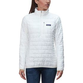 Patagonia Nano Puff Pullover Insulated Jacket - Wo