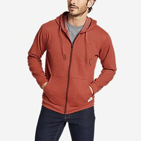 Men's Camp Fleece Full-Zip Hoodie