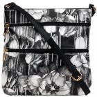 Mellow World Pasture Floral Faux-Leather Crossbody