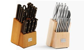 Groupon Exclusive: Emeril Stainless Steel Knife Bl