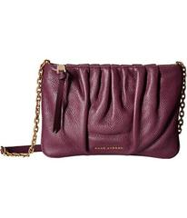 Marc Jacobs Gathered Pouch with Chain