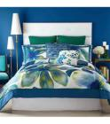 Christian Siriano Watercolor Bloom Bedding Collect