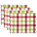 The Pioneer Woman Charming Check Placemats, 4pk