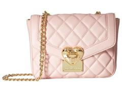 LOVE Moschino Quilted Envelope Crossbody