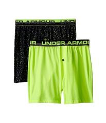Under Armour O-Series Boxer Shorts (Big Kids)