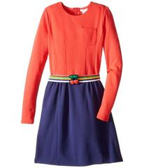 Little Marc Jacobs Milano Block Colors Dress with