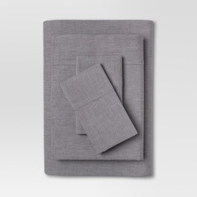 Chambray Sheet Set - Threshold™