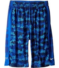 Nike Elite Stripe Plus Shorts (Little Kids/Big Kid
