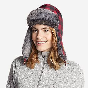 Women's Yukon Down Trapper Hat