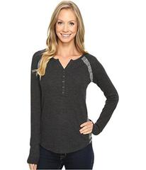 Lucky Brand Pieced Thermal Top
