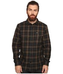 Hurley Unite Yarn-Dyed Flannel